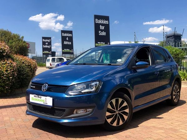 2016 Volkswagen Polo GP 1.0 TSI Bluemotion Gauteng Centurion_0