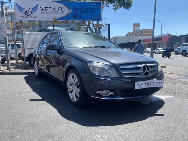 2009 Mercedes-Benz C-Class C220 Cdi Classic At  Western Cape Cape Town_0