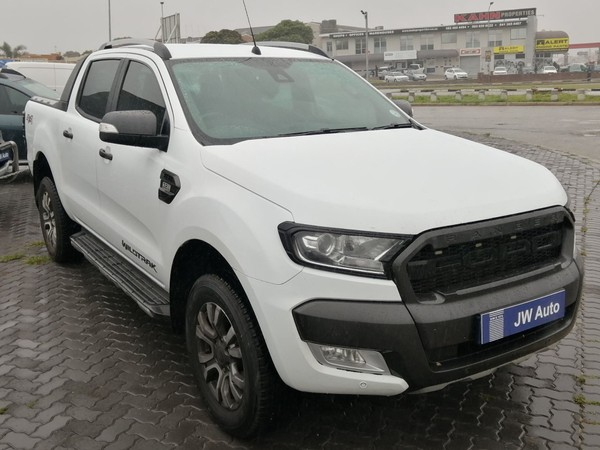 2016 Ford Ranger 3.2TDCi Wildtrak 4x4 Auto Double cab bakkie Eastern Cape Port Elizabeth_0