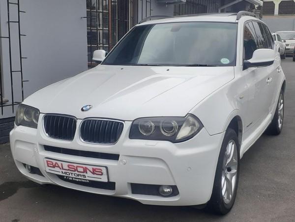 2010 BMW X3 Xdrive20d M-sport At  Kwazulu Natal Durban_0