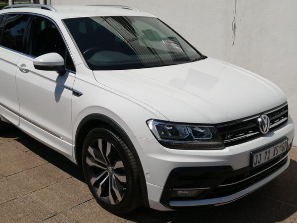 2020 Volkswagen Tiguan 2.0 TDI Highline 4Mot DSG Gauteng Germiston_0