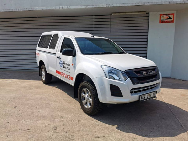 2020 Isuzu D-MAX 250 HO Fleetside Safety Single Cab Bakkie Mpumalanga Barberton_0