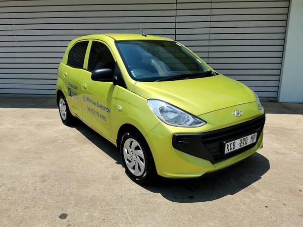 2020 Hyundai Atos 1.1 Motion Mpumalanga Barberton_0