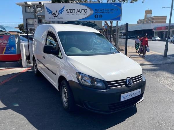 2014 Volkswagen Caddy 2.0tdi 81kw Fc Pv  Western Cape Cape Town_0