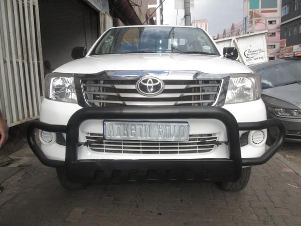 2014 Toyota Hilux 3.0 D-4d Raider 4x4 Pu Sc  Gauteng Johannesburg_0