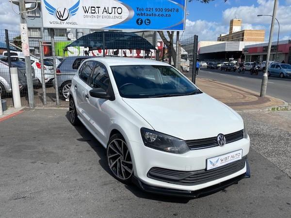 2015 Volkswagen Polo 1.2 TSI Trendline 66KW Western Cape Cape Town_0