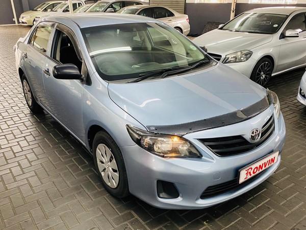 2016 Toyota Corolla Quest 1.6 Mpumalanga Middelburg_0