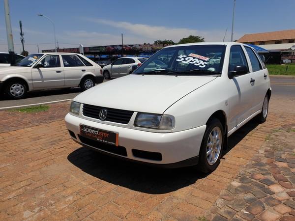 2001 Volkswagen Polo Playa 1.6  Gauteng Boksburg_0