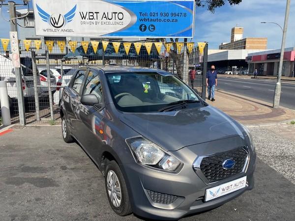 2016 Datsun Go 1.2 LUX Western Cape Cape Town_0