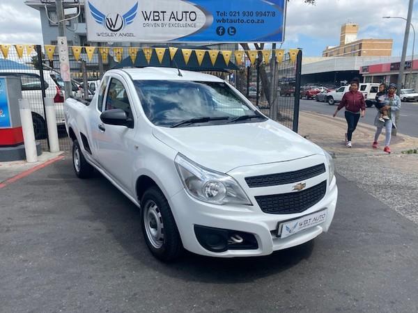 2016 Chevrolet Corsa Utility 1.4 Club Pu Sc  Western Cape Cape Town_0