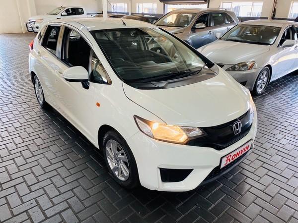 2015 Honda Jazz 1.2 Comfort Mpumalanga Middelburg_0