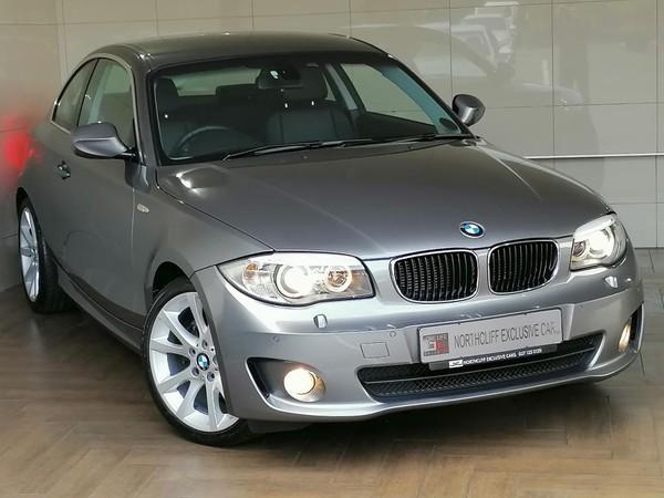2012 BMW 1 Series BMW 125i COUPE AUTO Gauteng Randburg_0