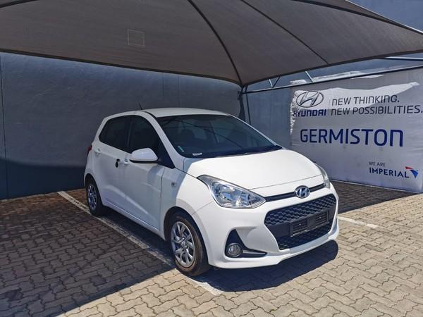 2020 Hyundai Grand i10 1.0 Motion Auto Gauteng Germiston_0