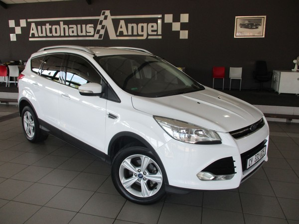 2016 Ford Kuga 1.5 Ecoboost Ambiente Western Cape Milnerton_0