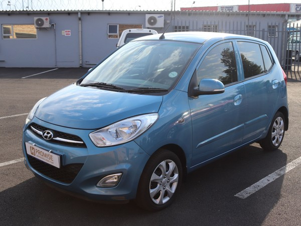 2014 Hyundai i10 1.1 Motion Auto Gauteng Springs_0