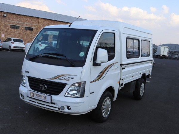 2016 TATA Super Ace 1.4 TCIC DLE PU DS Gauteng Springs_0