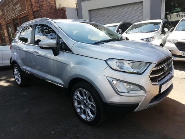 2019 Ford EcoSport 1.0 Titanium Gauteng Johannesburg_0