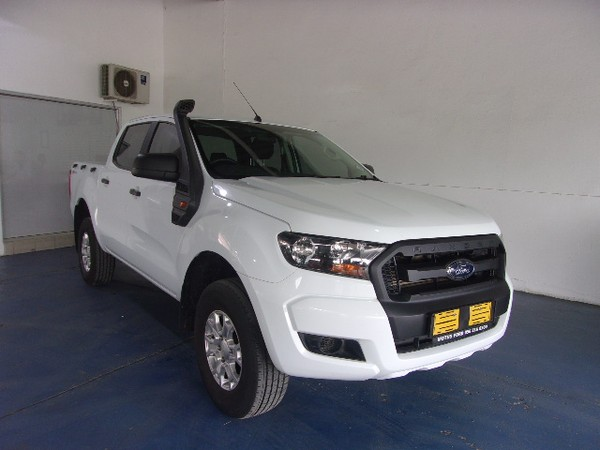 2018 Ford Ranger 2.2TDCi XL Double Cab Bakkie Free State Kroonstad_0