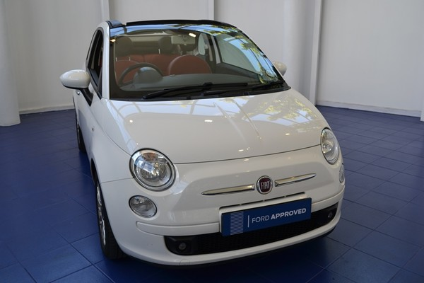 2014 Fiat 500 1.2 Cabriolet  Western Cape Cape Town_0