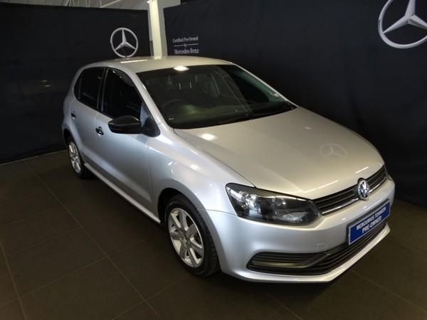 2017 Volkswagen Polo 1.2 TSI Trendline 66KW Limpopo Tzaneen_0