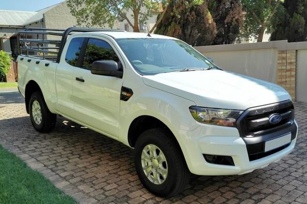 2018 Ford Ranger 2.2TDCi XL Auto Bakkiie SUPCAB Gauteng Centurion_0