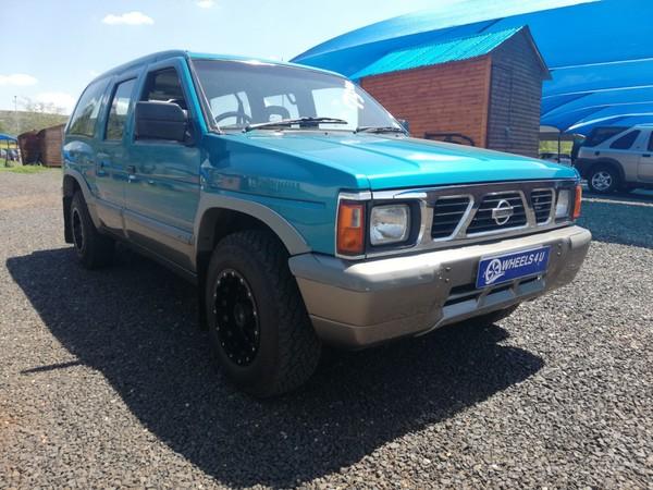 1997 Nissan Sani 3.0 4x2 Mk2 Sw Gen Sw  Gauteng Pretoria_0