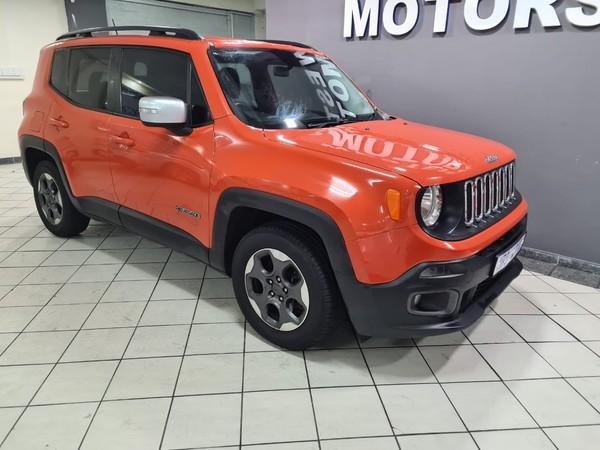 2016 Jeep Renegade 1.6 E-TORQ Longitude Kwazulu Natal Durban_0