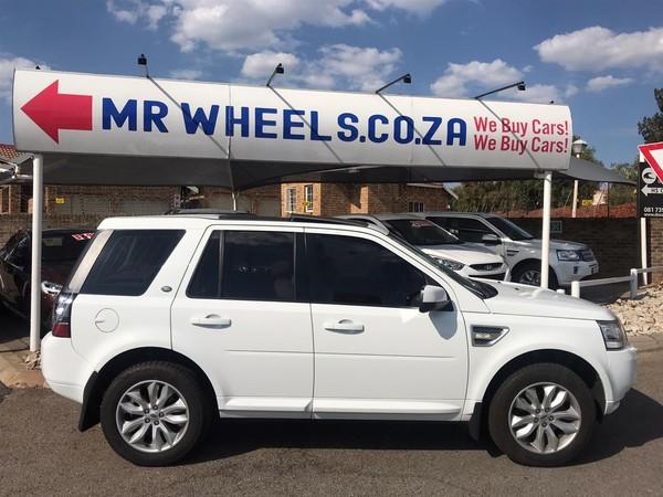 2013 Land Rover Freelander Ii 2.2 Sd4 Se At  Gauteng Centurion_0