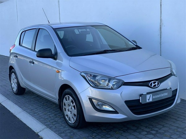 2014 Hyundai i20 1.2 Motion  Western Cape Table View_0