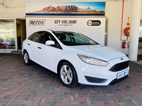 2016 Ford Focus 1.0 Ecoboost Ambiente Auto Western Cape Goodwood_0