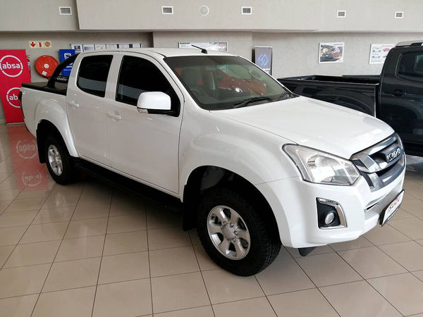 2021 Isuzu D-MAX 250 HO LE Auto Double Cab Bakkie Mpumalanga Nelspruit_0