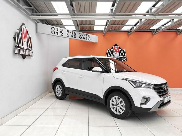 2019 Hyundai Creta 1.6 Executive Auto Gauteng Pretoria_0