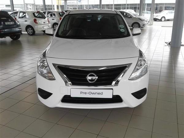 2017 Nissan Almera 1.5 Acenta Auto Eastern Cape East London_0