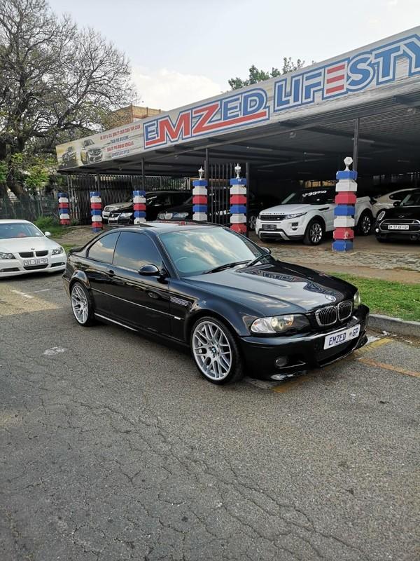 2003 BMW M3 e46  Gauteng Kempton Park_0