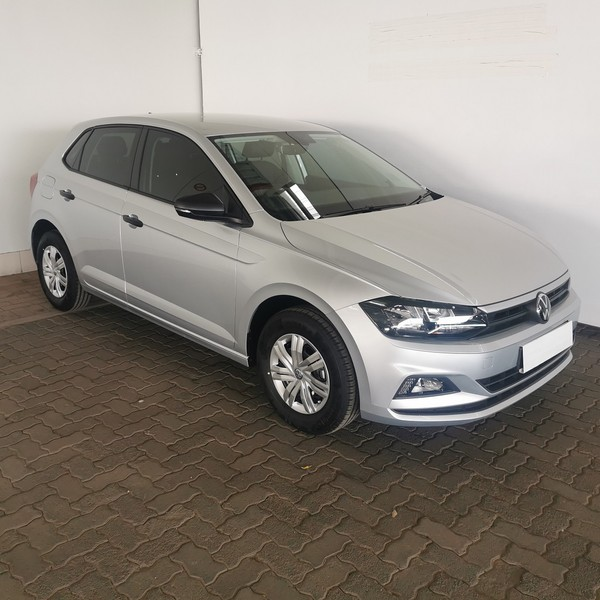 2020 Volkswagen Polo 1.0 TSI Trendline Gauteng Vereeniging_0