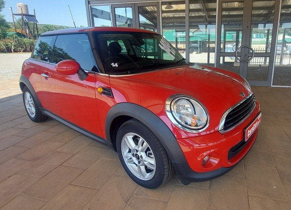 2014 MINI One 1.6  Gauteng Montanapark_0
