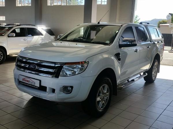 2015 Ford Ranger 3.2tdci Xlt 4x4 At Pu Dc  Western Cape Wynberg_0