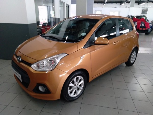 2016 Hyundai Grand i10 1.25 Motion Kwazulu Natal Pinetown_0