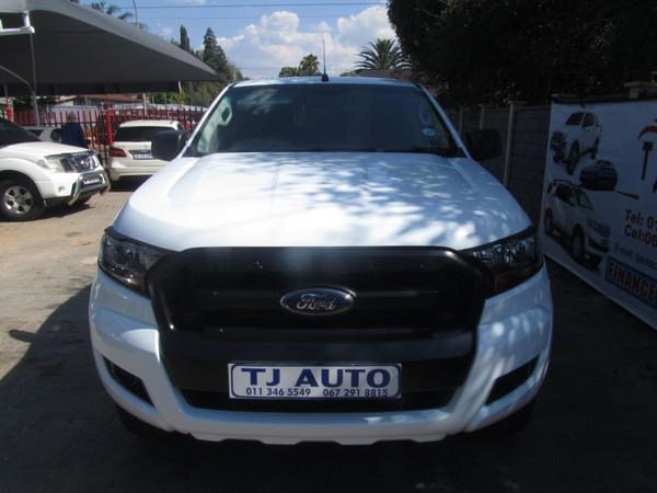 2016 Ford Ranger 2.2TDCi Double Cab Bakkie Gauteng Bramley_0
