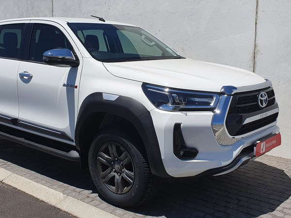 2020 Toyota Hilux 2.8 GD-6 Raider 4x4 Auto Double Cab Bakkie Western Cape Table View_0