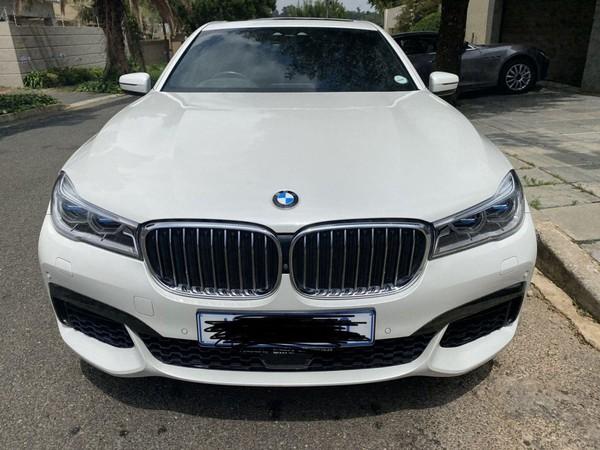 2017 BMW 7 Series 740i M Sport Gauteng Centurion_0
