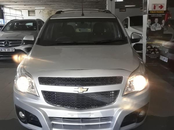 2014 Chevrolet Corsa Utility 1.8 Sport Pu Sc  Gauteng Johannesburg_0