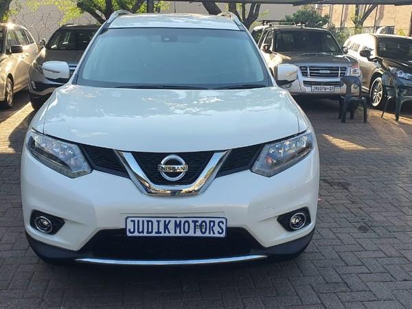 2017 Nissan X-Trail 2.5 SE 4X4 CVT AUTO Gauteng Johannesburg_0