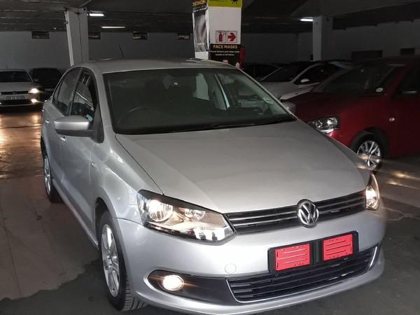 2012 Volkswagen Polo 1.4 Comfortline  Gauteng Johannesburg_0
