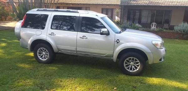 2014 Ford Everest 3.0 Tdci Ltd 4x4 At  Kwazulu Natal Westville_0