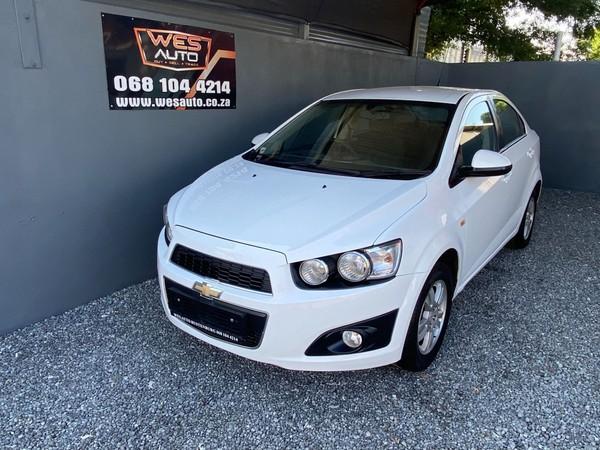 2013 Chevrolet Sonic 1.6 Ls 5dr  North West Province Rustenburg_0