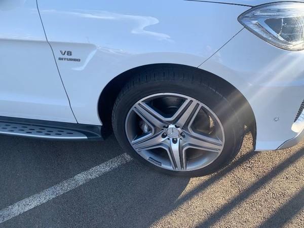 2014 Mercedes-Benz M-Class Ml 63 Amg  Free State Bloemfontein_0