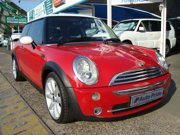 2006 MINI Cooper  Gauteng Pretoria_0