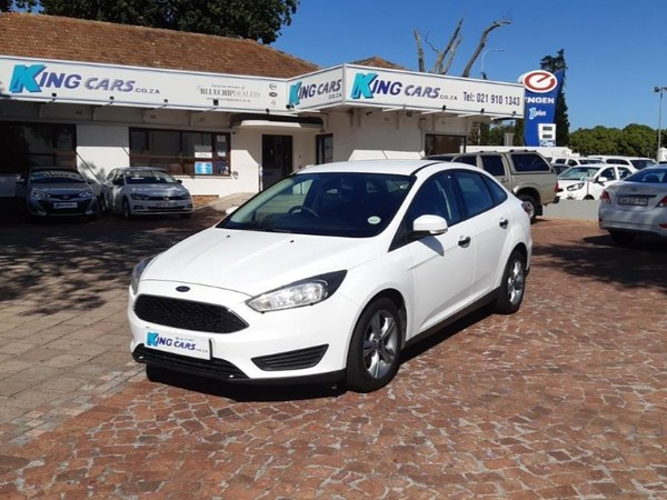 2018 Ford Focus 1.0 Ecoboost Ambiente Western Cape Bellville_0