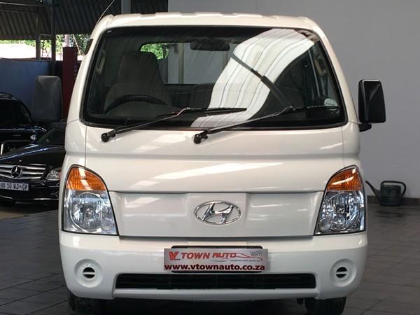 2008 Hyundai H100 Bakkie 2.6i D Fc Cc  Gauteng Vereeniging_0